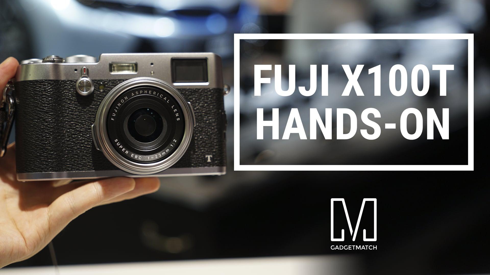 Fuji X100T