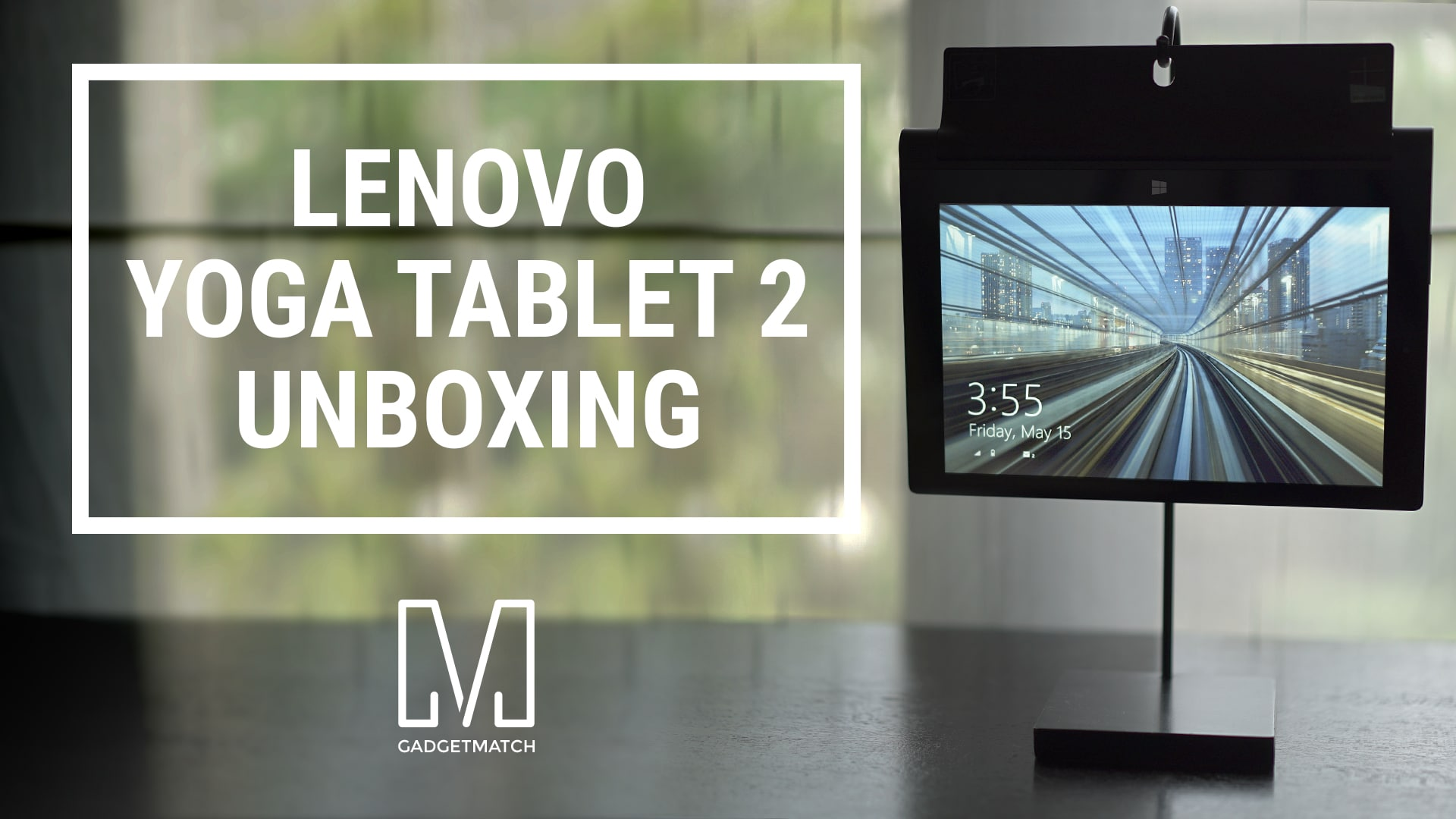 Lonovo Yoga Tablet 2