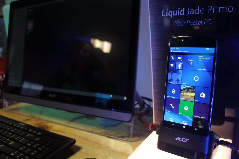 Acer Liquid Jade Primo a