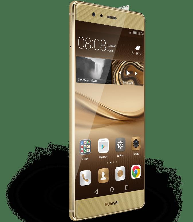 Huawei P9 Plus gold