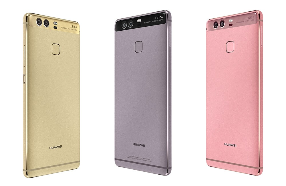 Huawei p9 colors
