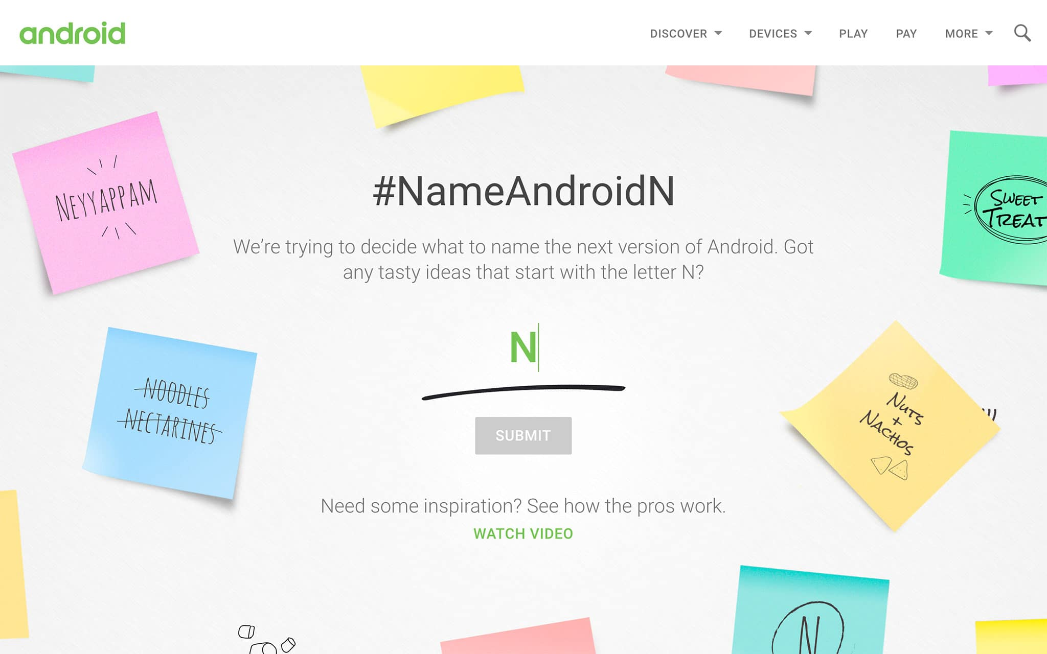android-n-submit-a-name
