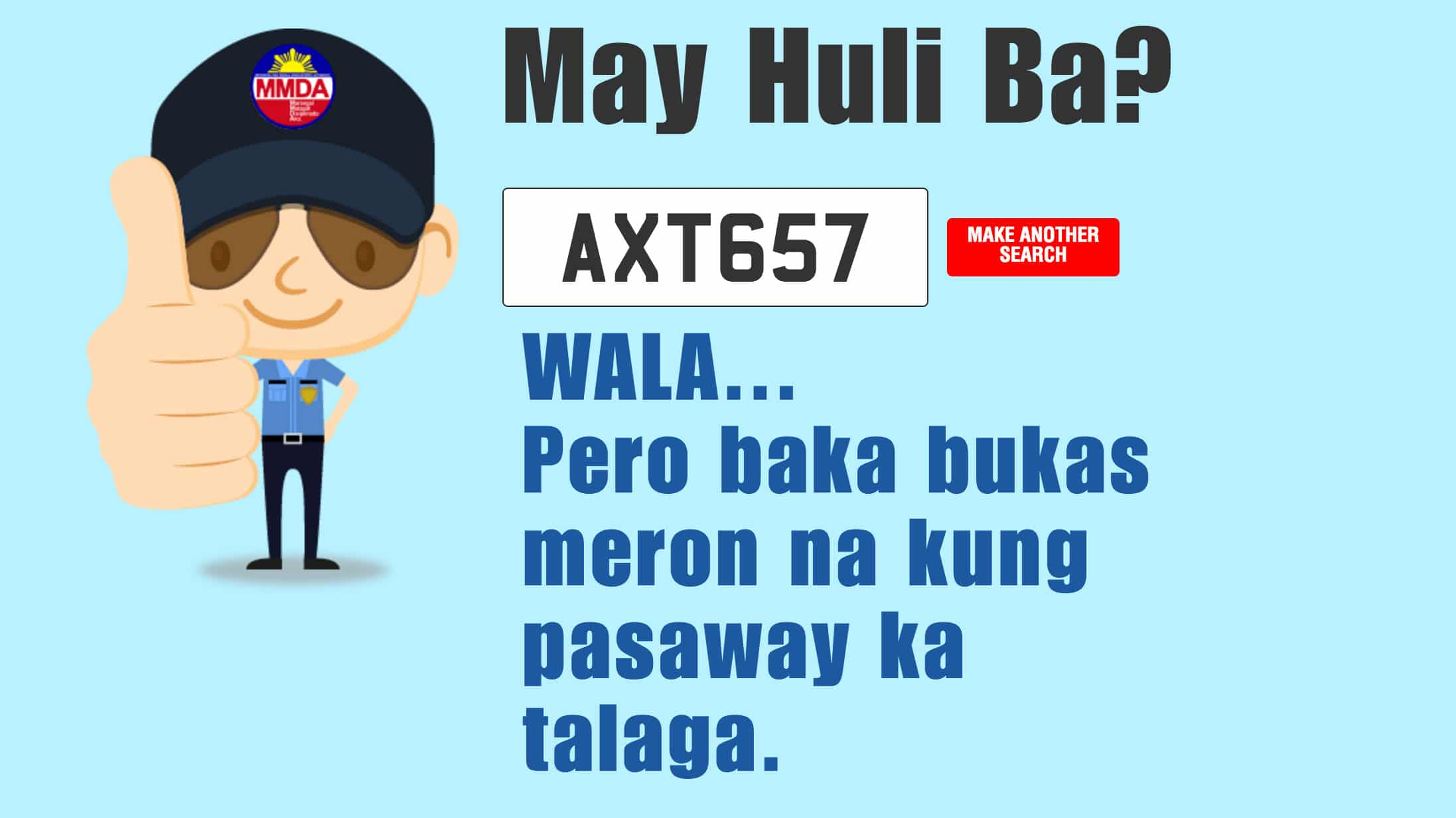 mmda-walang-huli