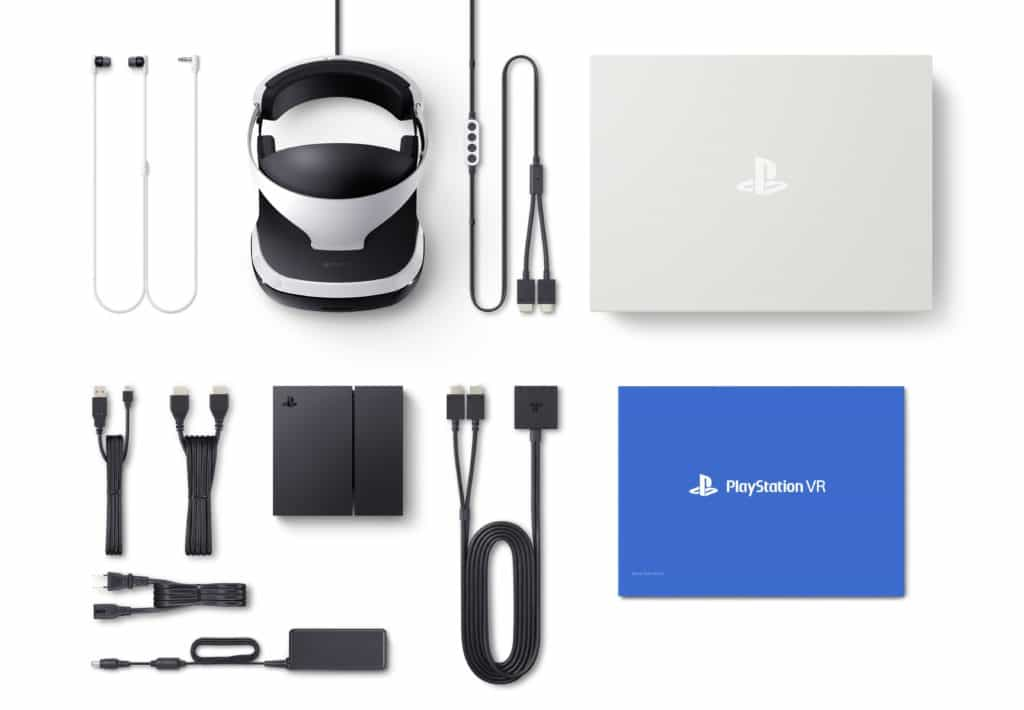 playstation vr standard package