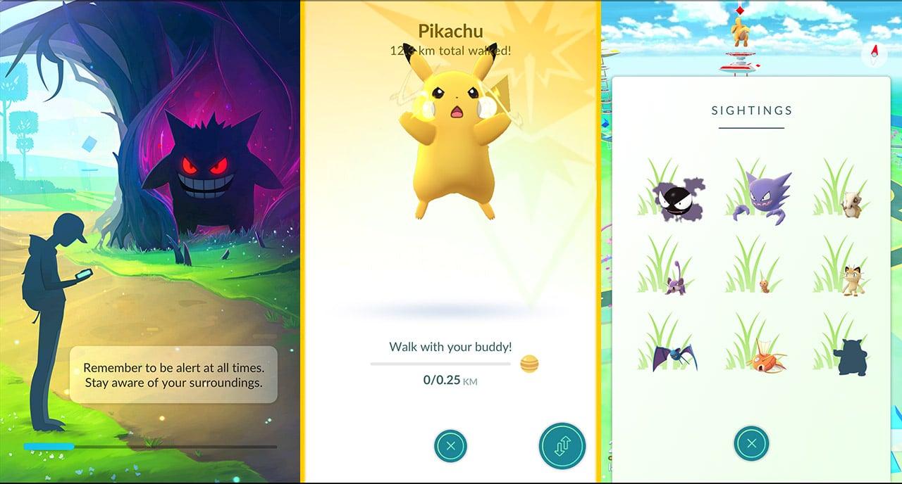 Pokémon Go Halloween event