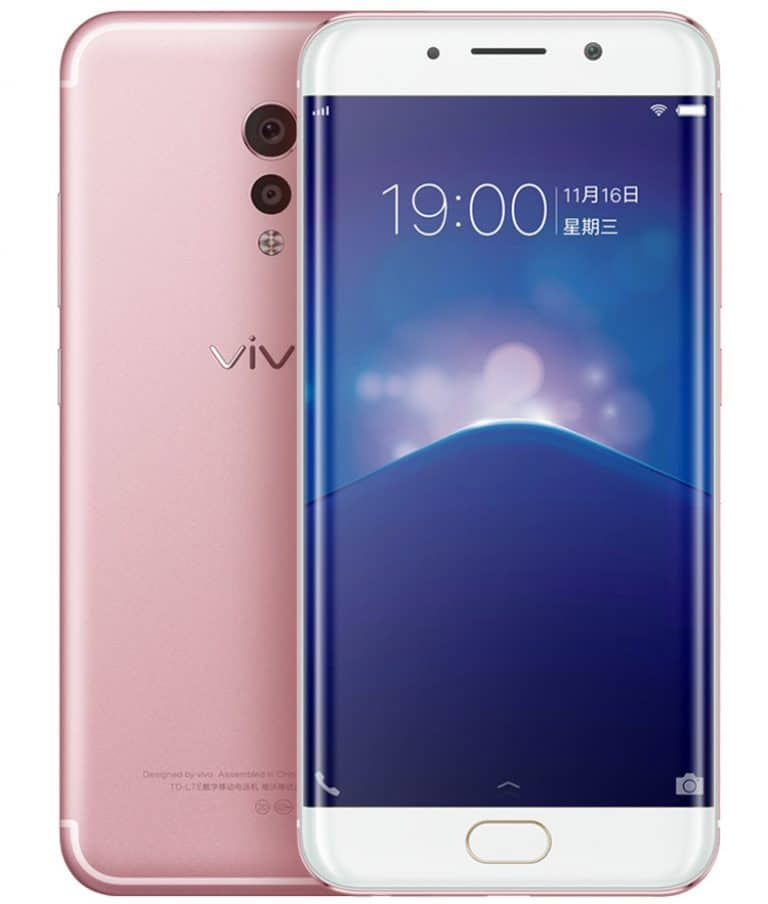 Vivo Xplay 6 rose gold