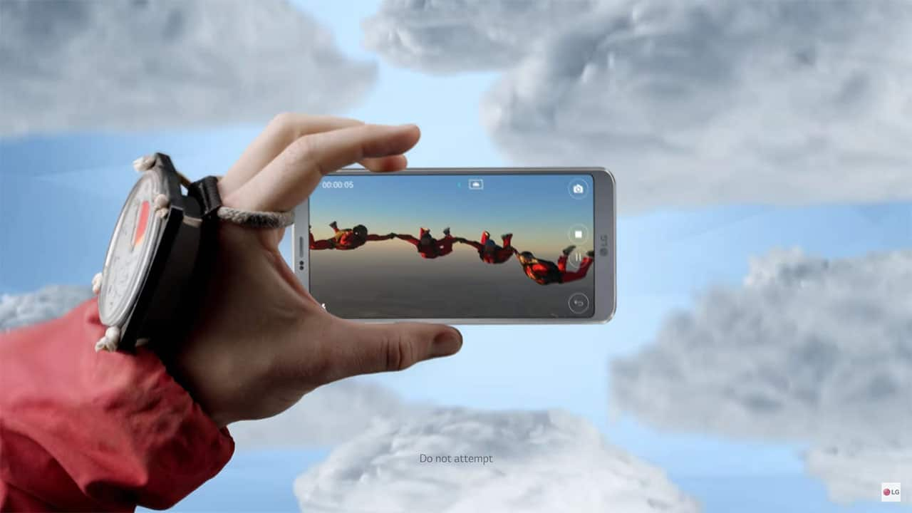 LG G6 TVC