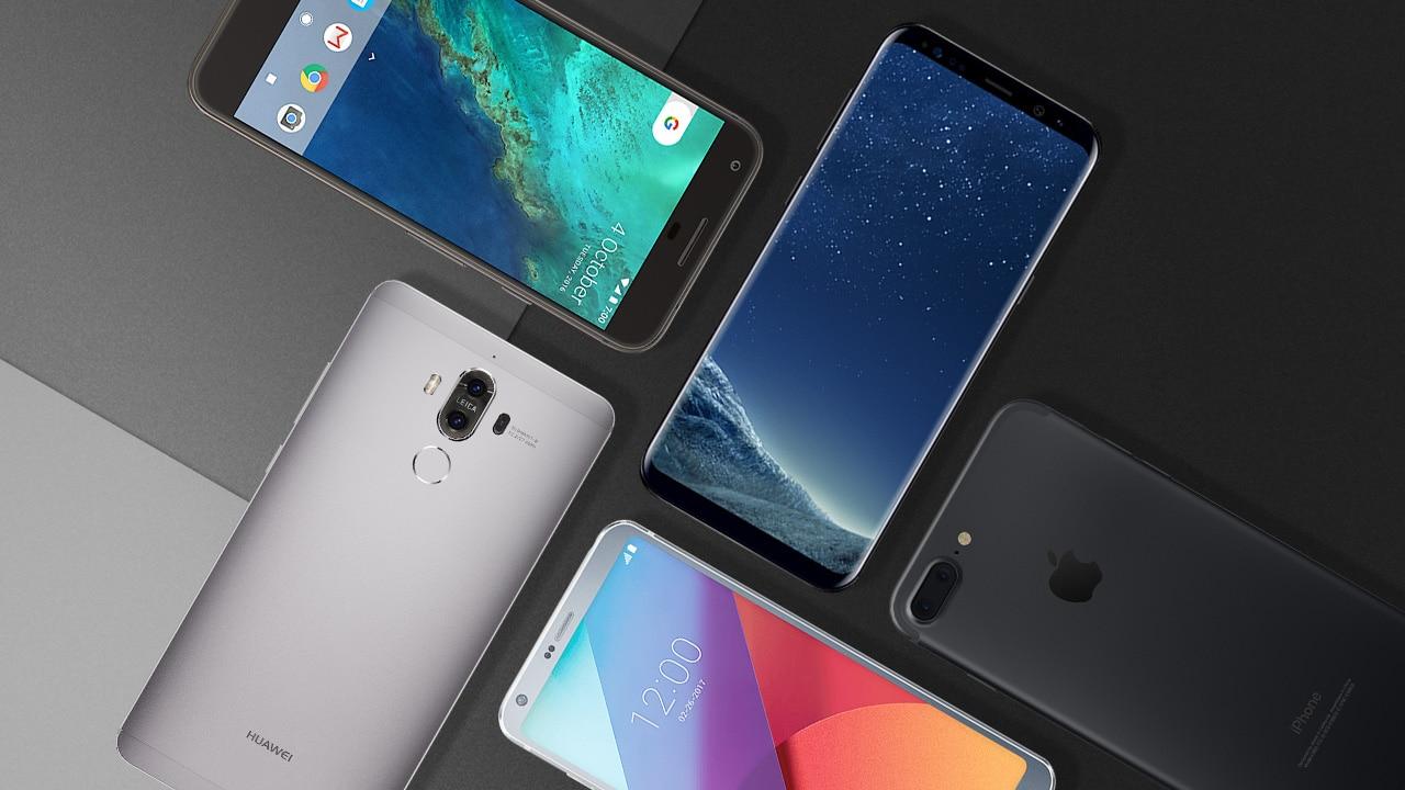 The Top 10 Global Smartphone Brands of 2017 - GadgetMatch