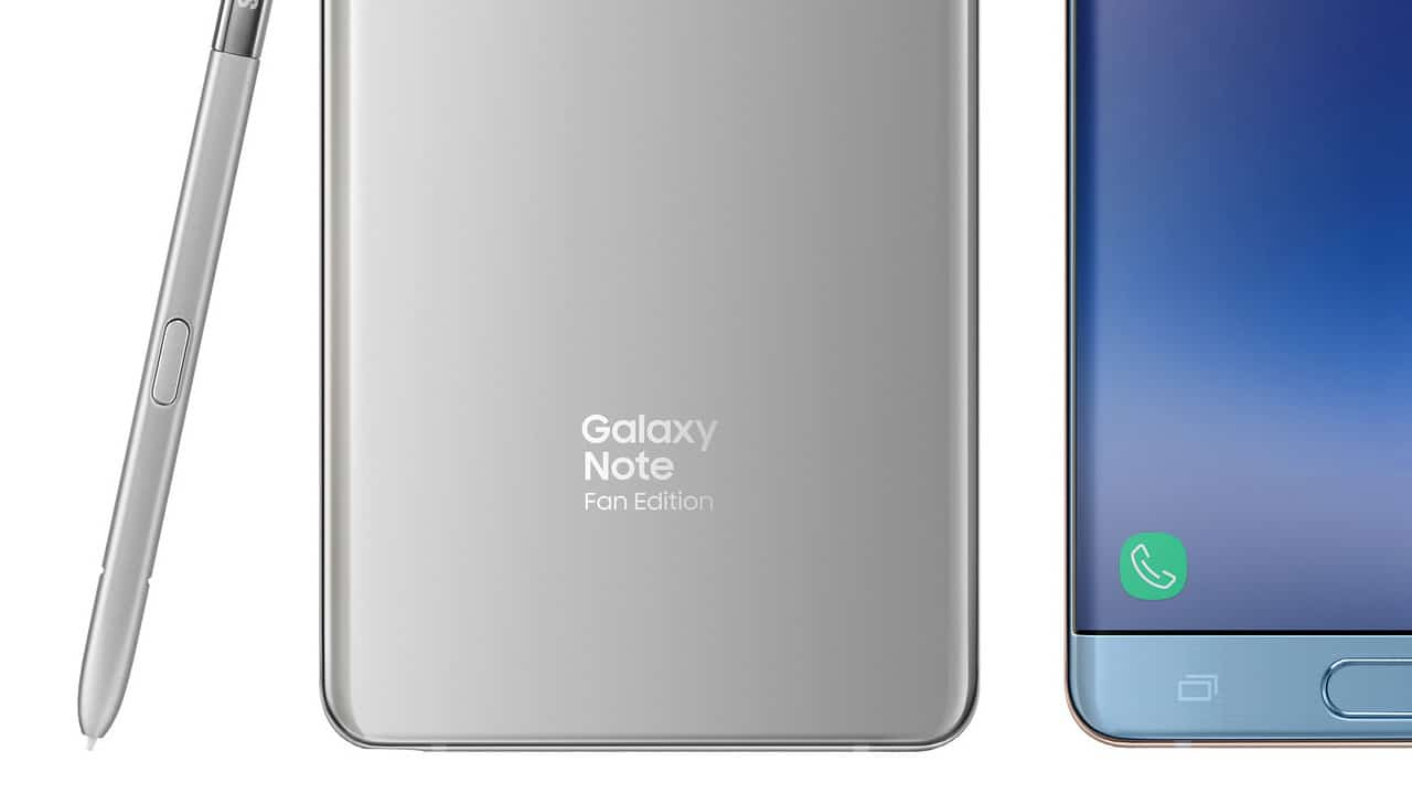 Samsung to launch Galaxy Note FE in the Philippines - GadgetMatch