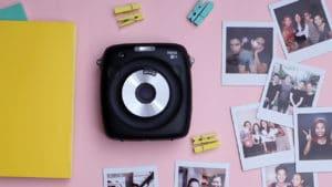The Fujifilm Instax SQ10