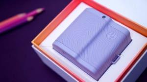 Prynt Pocket lavender