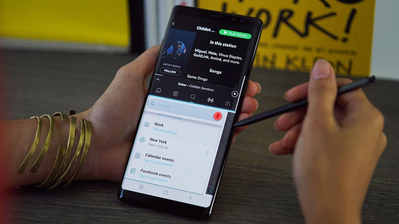 How To Set Up Samsung S Galaxy Note 8 Dual App Feature Gadgetmatch