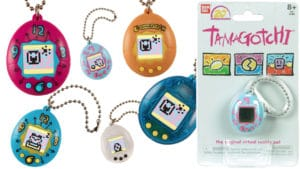 Tamagotchi is back for it's 20th anniversary