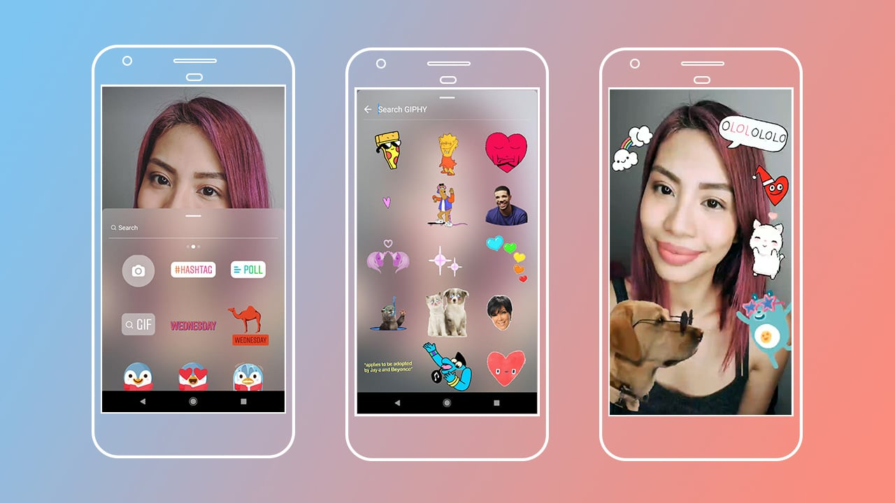 Gif Stickers Are A Thing On Instagram Stories Now Gadgetmatch