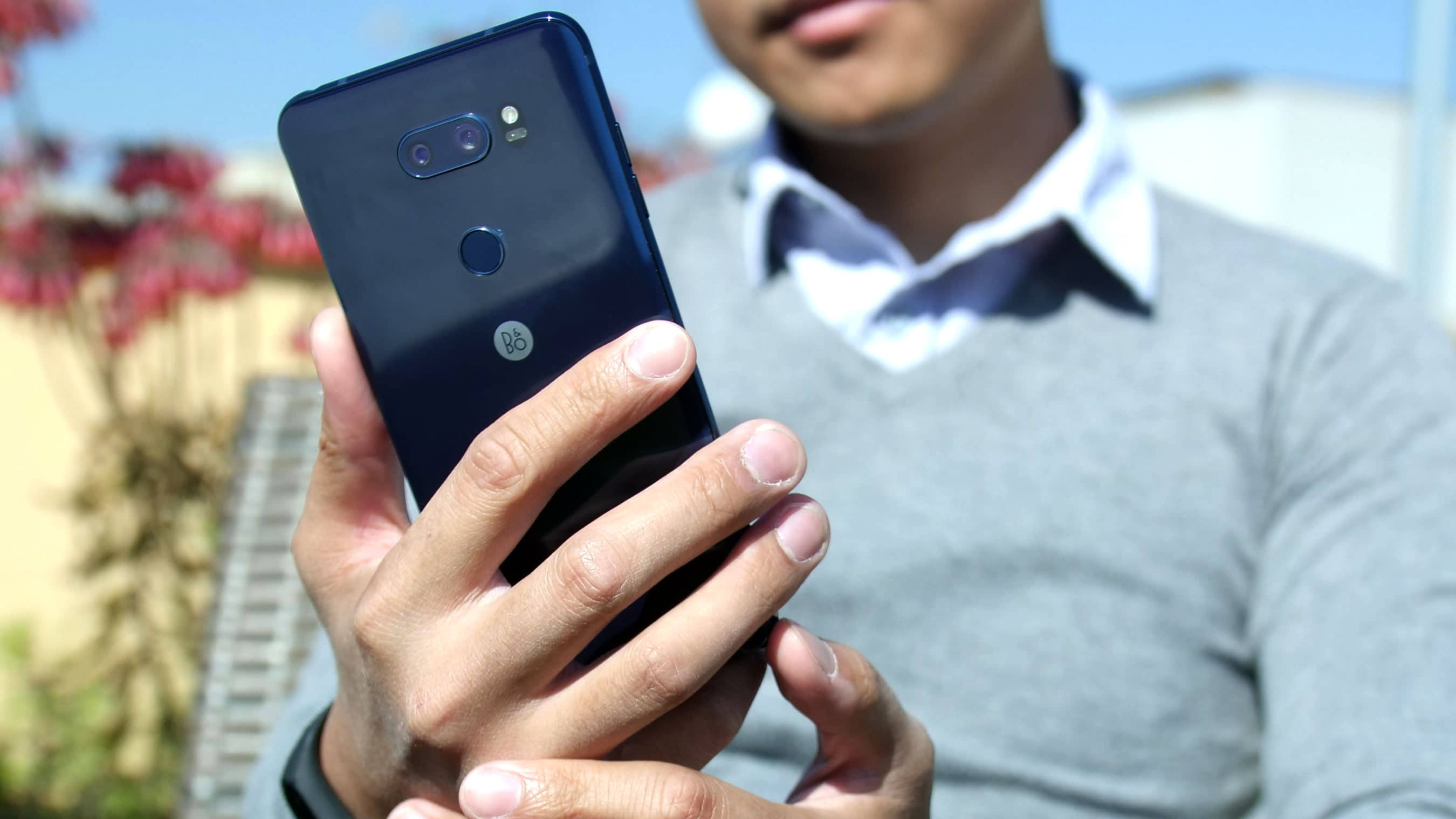 Lg Announces Vision Ai Camera For New 2018 V30 Smartphone: LG Announces V30S ThinQ With Artificial Intelligence Built