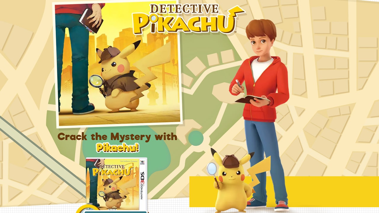 Detective Pikachu Is No Ordinary Pikachu Gadgetmatch