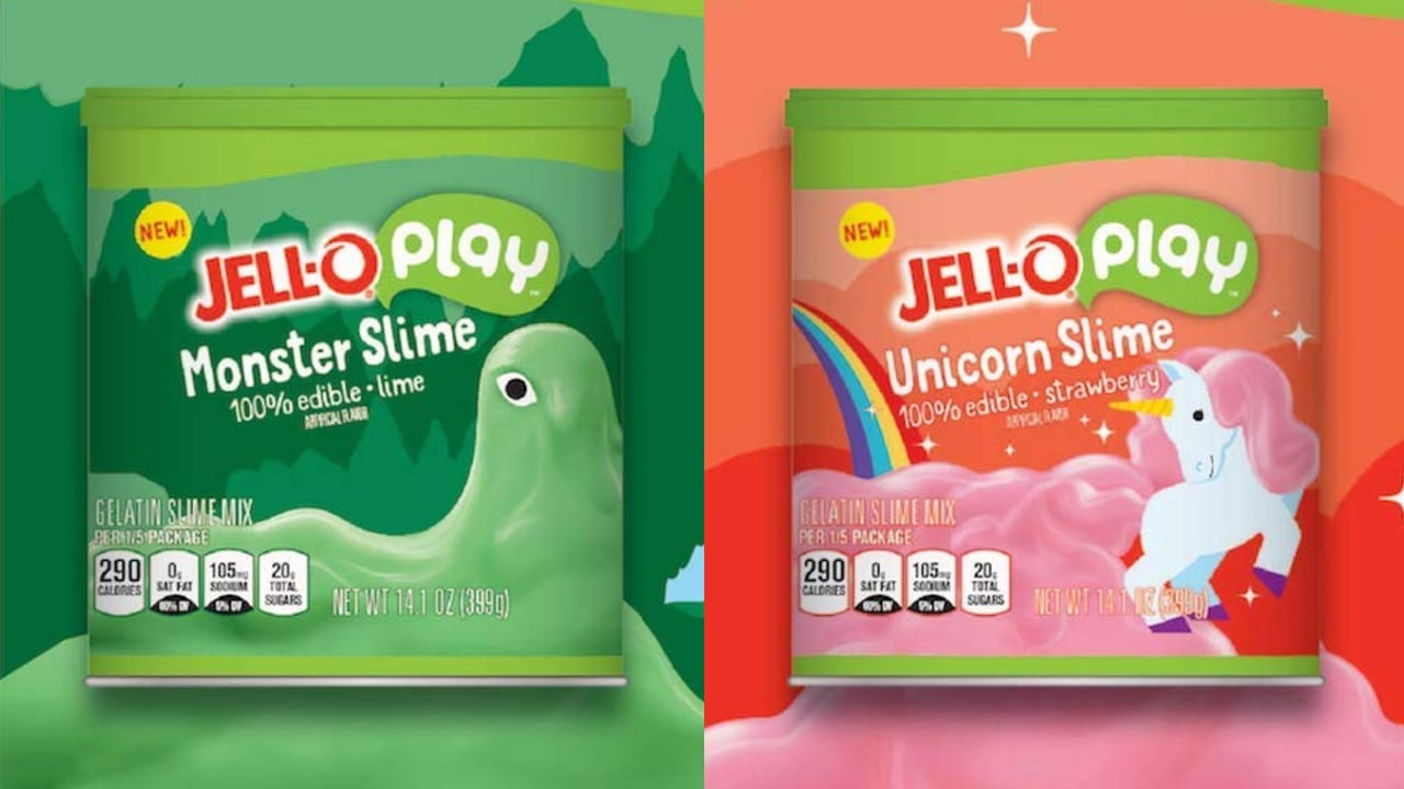 Jell-O releases edible slime and I'm all for it - GadgetMatch
