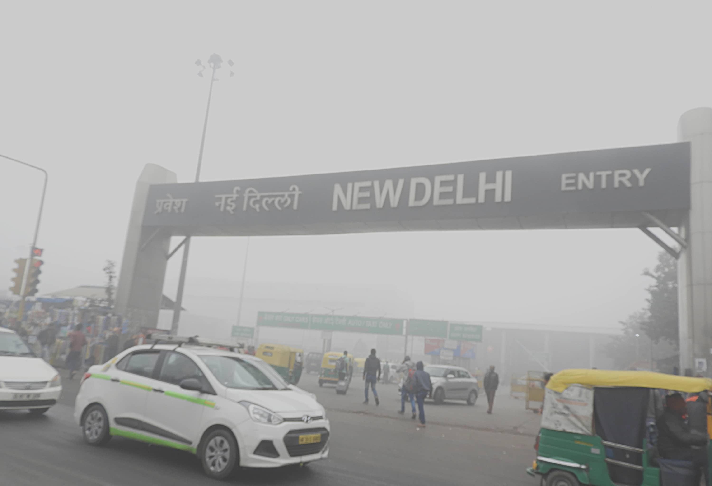 IKEA New Delhi Air Pollution