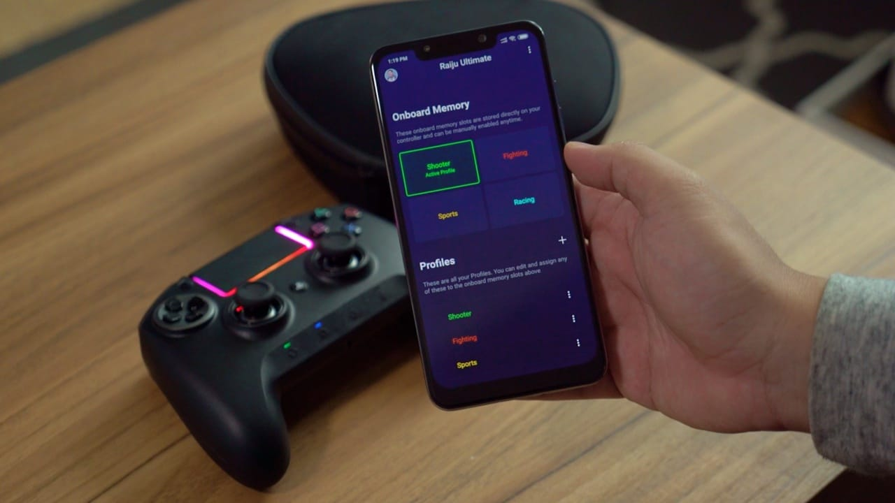 Razer Thresher And Raiju Ultimate Hands On Splendid Gaming Combo Gadgetmatch 😻 click here ⬆ and raiju ultimate is a ps4 wireless gamepad that allows advanced customization through a mobile app. razer thresher and raiju ultimate hands