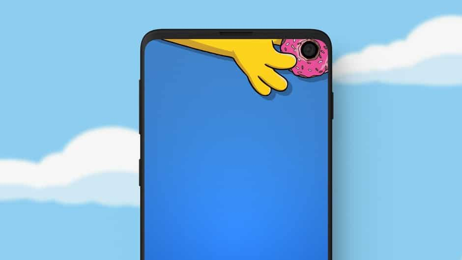 Here S Where You Can Find A Lot Of Galaxy S10 Hole Friendly Wallpapers Gadgetmatch