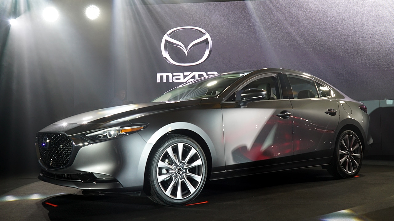 2019 Mazda 3 Arrives In The Philippines Gadgetmatch