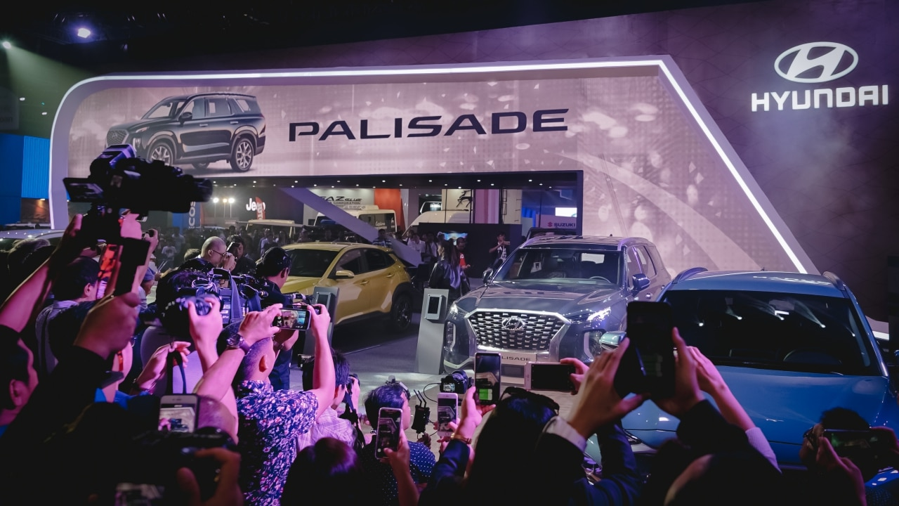 Hyundai Officially Launches Palisade In The Philippines