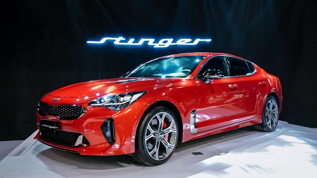 Kia Unveiled The Newest Stinger At Mias 2019 Gadgetmatch