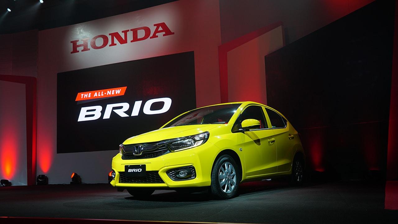 Kelebihan Honda Brio Rs Cvt Top Model Tahun Ini