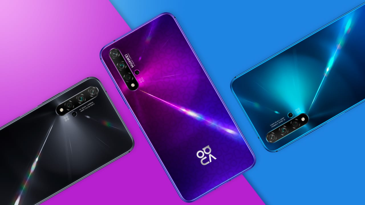 Huawei Nova 5t Fashionable And Powerful Gadgetmatch