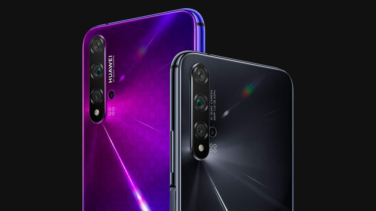Huawei Nova 5t Is Now On Globe S Theplan Gadgetmatch