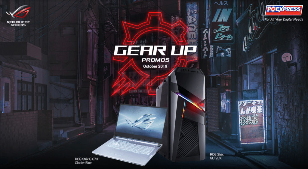 Gear Up promo poster