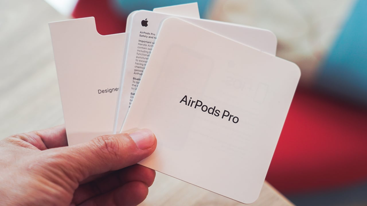 Unboxing The Apple Airpods Pro Gadgetmatch