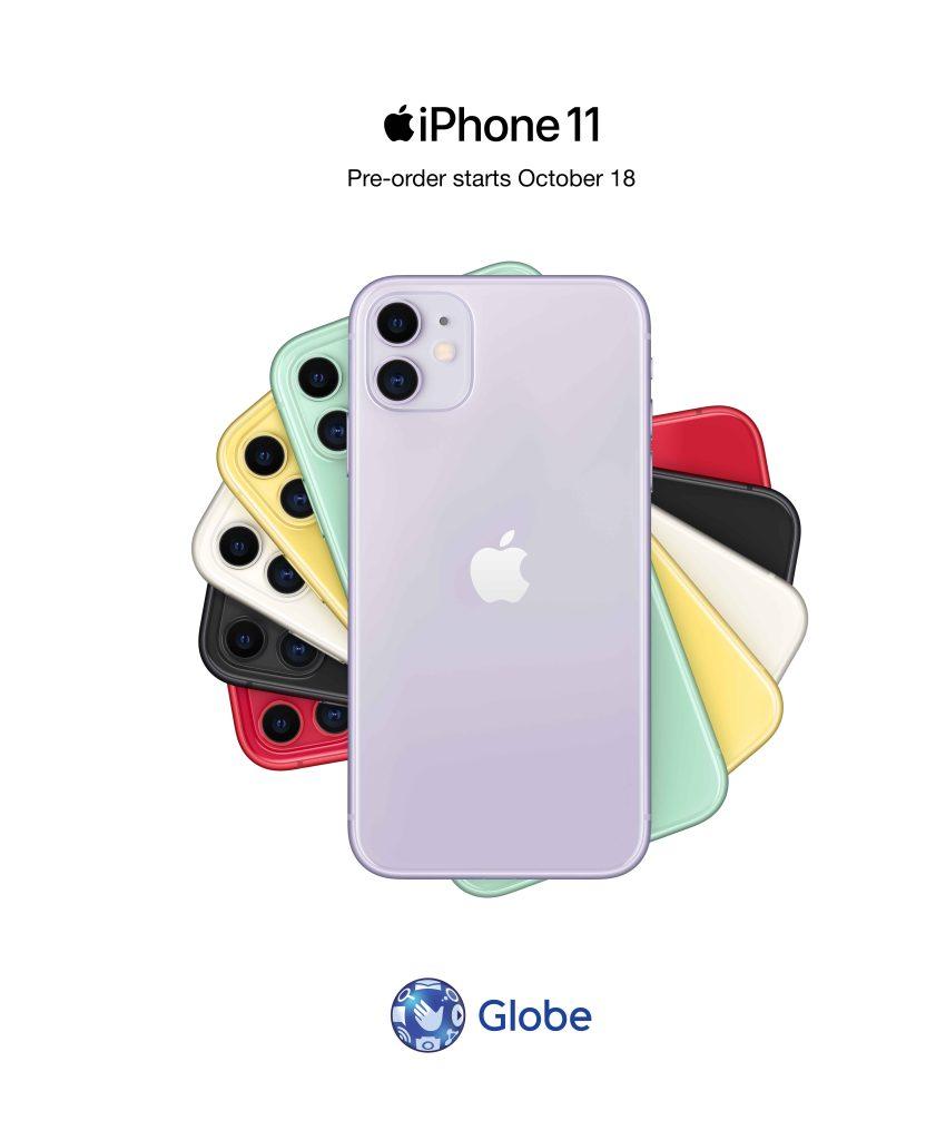 Globe iPhone 11