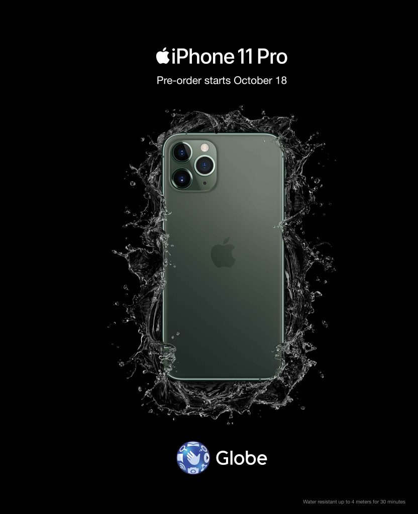 Globe iPhone 11 Pro