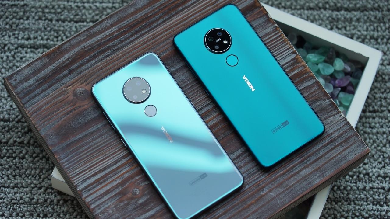 Nokia 7.2 افضل هواتف نوكيا
