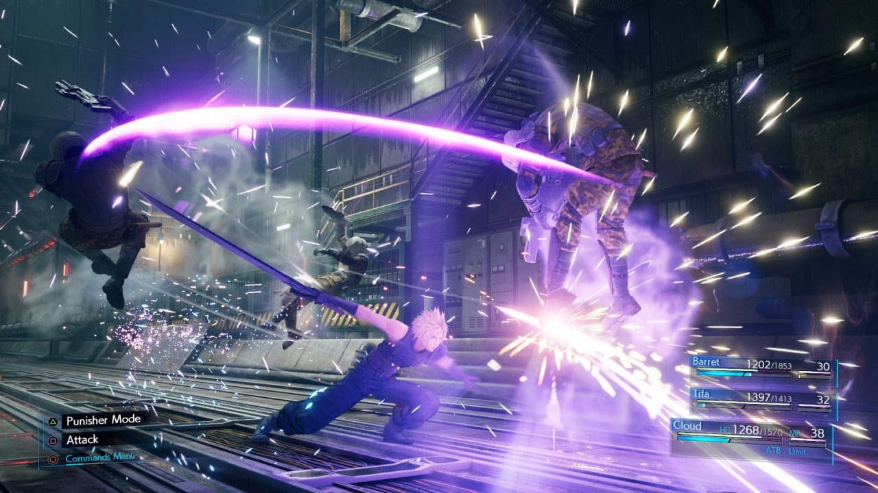 Final Fantasy Vii Remake Release Date Moved Gadgetmatch