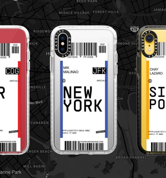 Casetify S Collaboration With Pangram Pangram Is Inspired By Travel Gadgetmatch