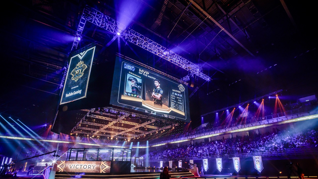 EVOS Legends are Mobile Legends champs – GadgetMatch