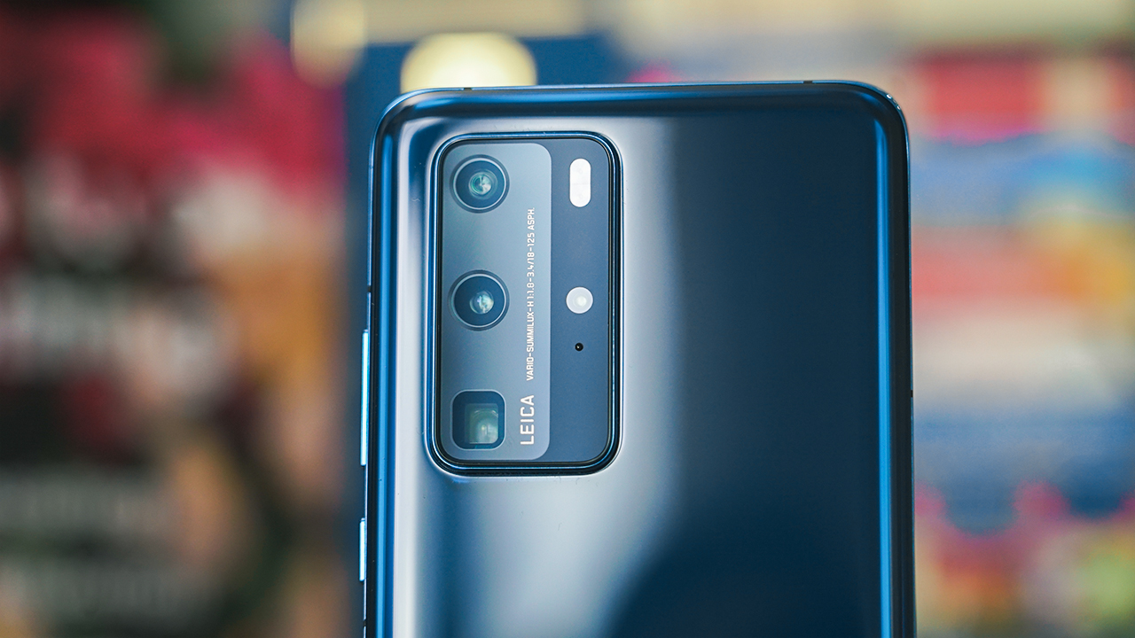 Huawei caught again using a DSLR photo for P40 Pro camera ad - GadgetMatch