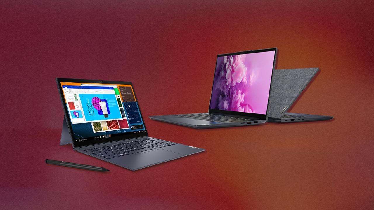 Lenovo Yoga Duet 7 Slim 7 Now Official Gadgetmatch