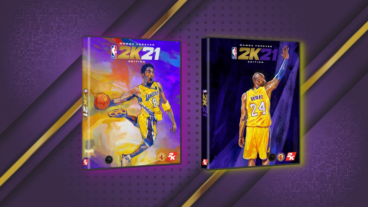 Kobe Is The Cover Of Nba 2k21 Mamba Forever Edition Gadgetmatch