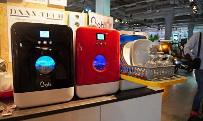 Bob the Dishwasher at IFA 2020