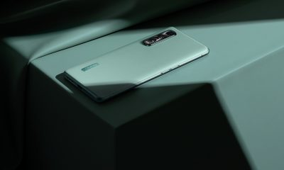 OPPO Find X2 Pro Green Leather