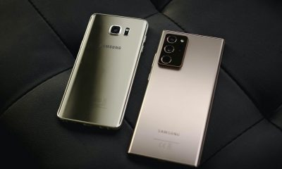 Note 5 vs Note 20 Ultra