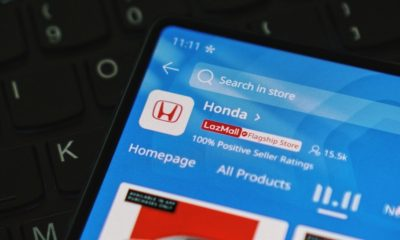 Honda Lazada