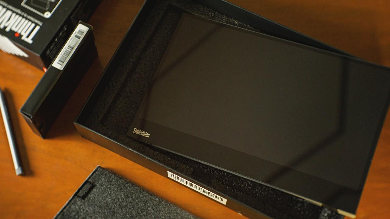 ThinkVision M14T
