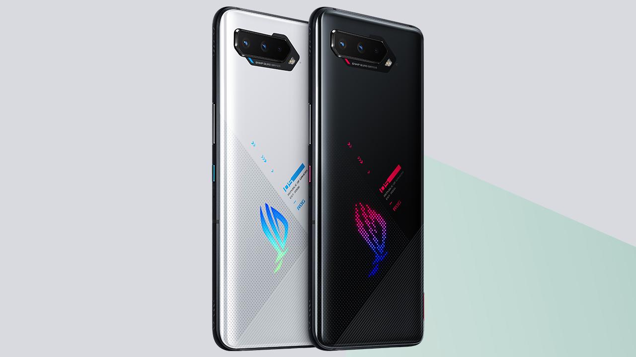 ASUS ROG Phone 5 Series sekarang resmi