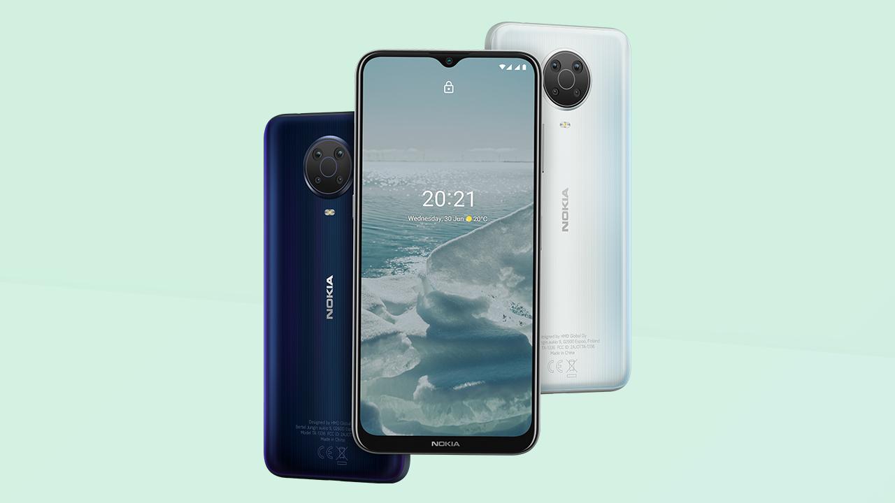 Nokia G-Series   Nokia G20
