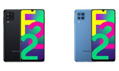 Galaxy F22