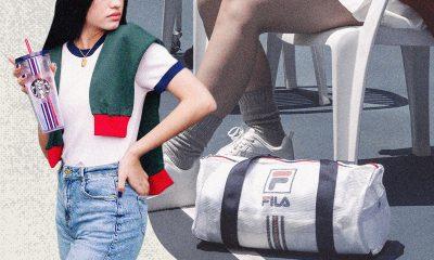 Starbucks x FILA collection